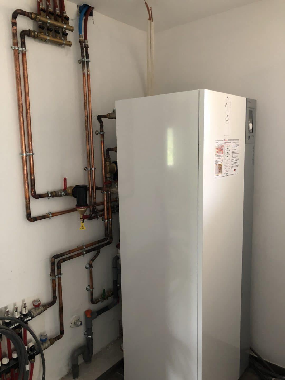 Installation Pompe A Chaleur Atlantic Duo R Energies
